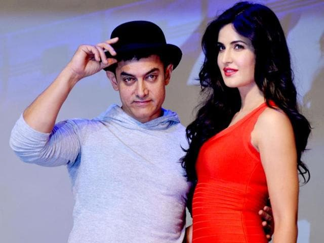 While promoting his upcoming film Dhoom 3, Aamir Khan said that he loved working with