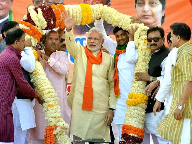 BJP-Prime-Ministerial-candidate-Narendra-Modi-during-the-Mahajagaran-Rally-in-Guwahati-PTI-Photo