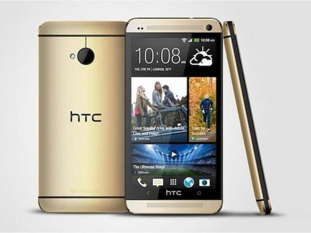 HTC-One-Gold-Edition-Photo-AFP