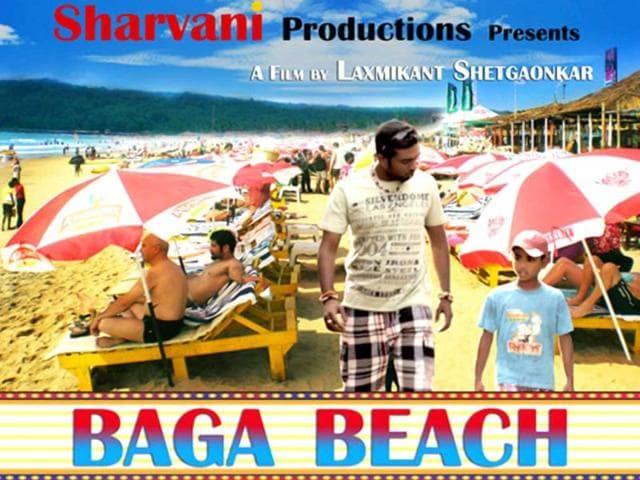 Baga-Beach-poster