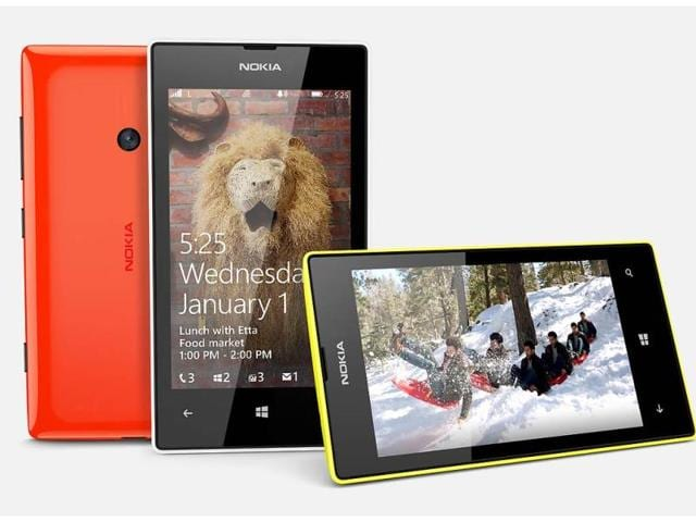 The-Nokia-Lumia-525-will-initially-be-sold-only-in-Asia-Photo-AFP
