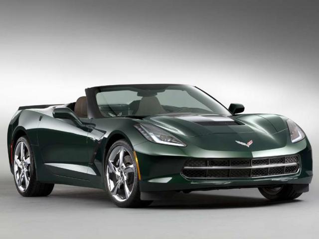 The-2014-Corvette-Stingray-Premiere-Edition-Convertible-Photo-AFP