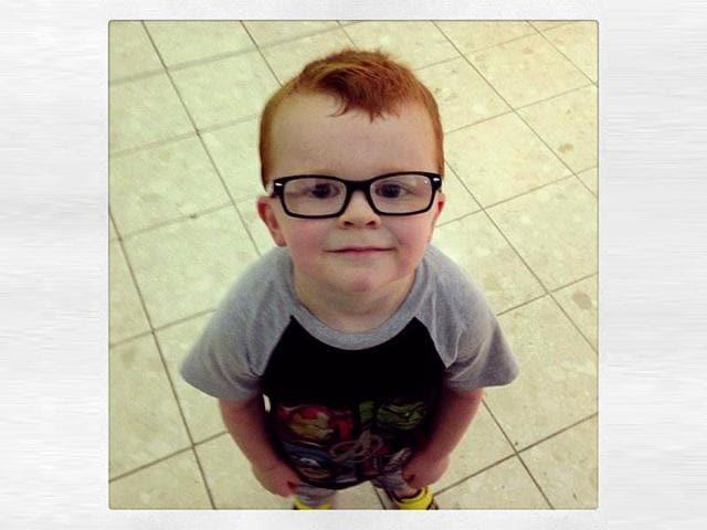 Glasses for Noah