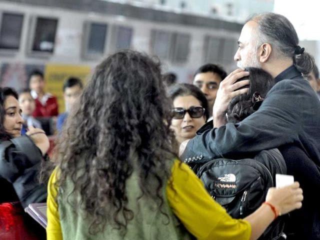 Narendra Modi,Tarun Tejpal,Saheb tapes