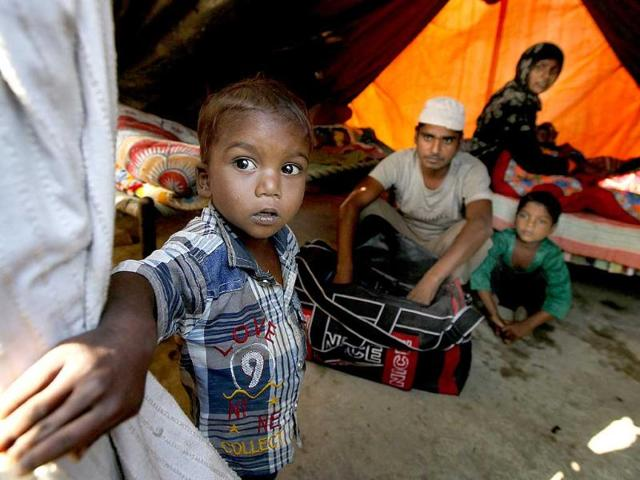 Muzaffarnagar riots,Muzaffarnagar riot relief camps,shamli
