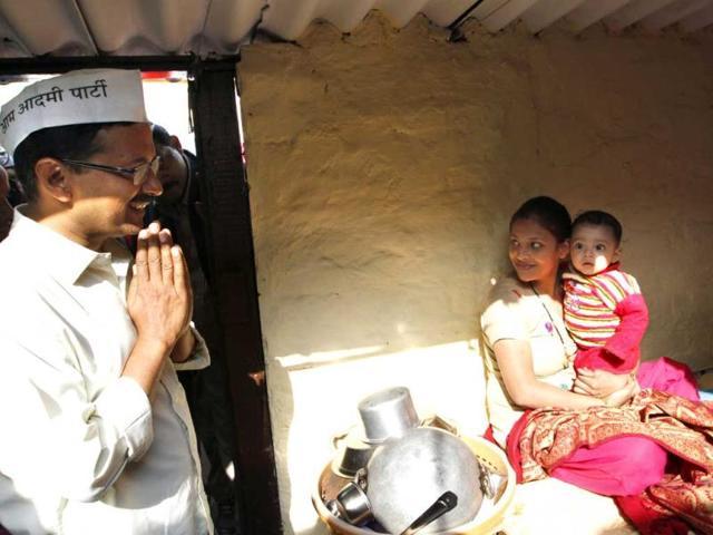 Once-atheist Kejriwal thanks Supreme Father, Ishwar, Allah, Waheguru for 'miracle'