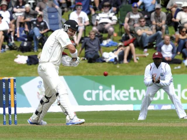 New-Zealand-s-Hamish-Rutherford-bats-against-West-Indies-on-the-first-day-of-the-opening-cricket-Test-in-Dunedin-New-Zealand-AP-Photo