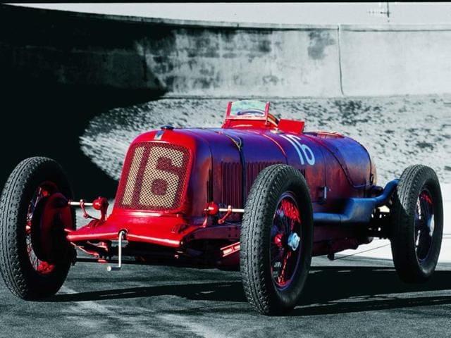 Maserati begins centenary celebrations