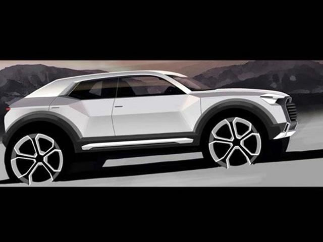 New Audi Q1 mini-SUV to see light of day in 2016,New Audi Q1,audi Q model