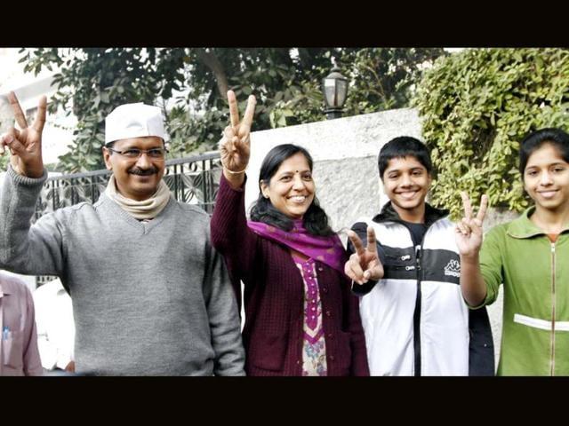 Aam Aadmi Party,Arvind Kejriwal,corruption