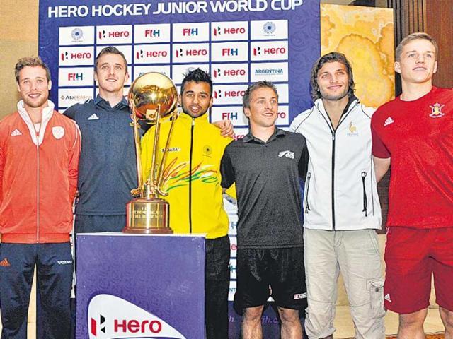 Hero Hockey Junior World Cup