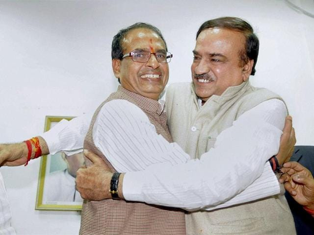 Shivraj Singh Chouhan,Madhya Pradesh,Assembly polls