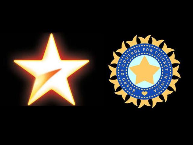 BCCI,Star India Pvt Ltd,team sponsorship rights
