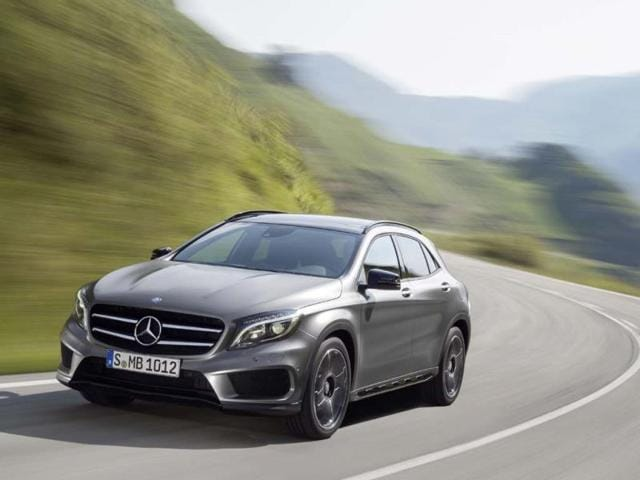 With-a-total-output-of-211hp-the-Mercedes-Benz-GLA-250-4MATIC-is-the-most-powerful-of-the-brand-s-new-compact-SUVs-Photo-AFP