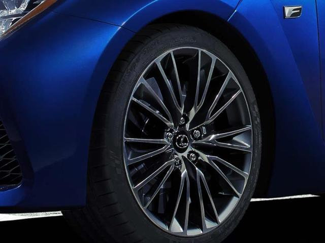 New-Lexus-F-model-to-debut-at-Detroit-2014-Photo-AFP