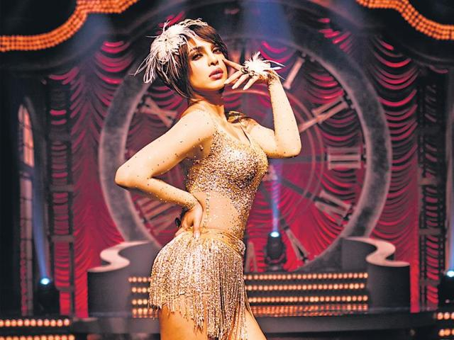 Priyanka Chopra,cabaret dancer,Hindustan Times