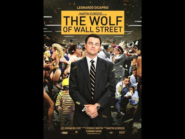 Leonardo DiCaprio,The Wolf of Wall Street