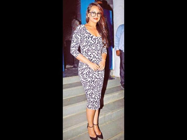 Sonakshi Sinha,Hindustan Times,Tabloid