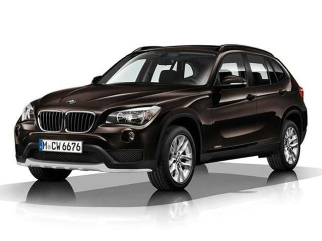 Revised BMW X1 to be shown at Detroit,BMW X1,revised X1