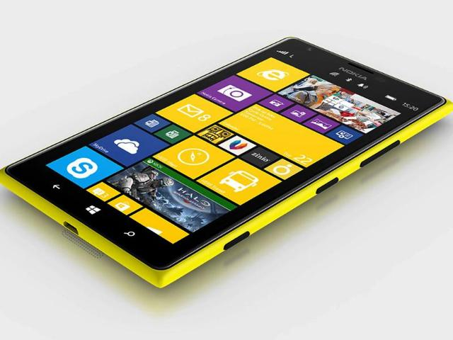 Nokia launches Lumia 1520 at a steep price of Rs  46,999