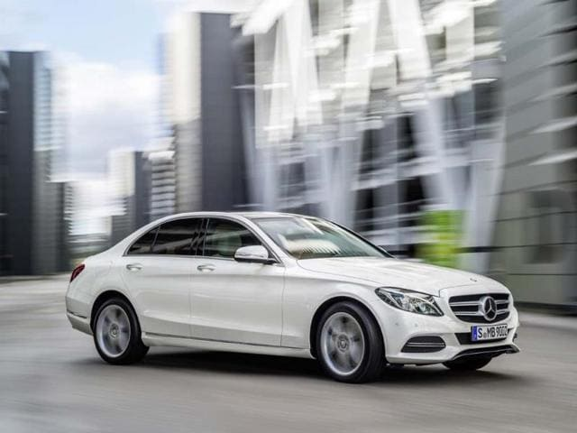 Mercedes C-Class,Potentially peerless: the Mercedes C-Class,S-Class luxury sedan