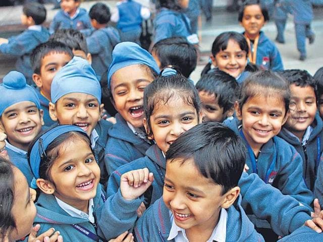 Chandigarh,HT-- C-fore Top Schools Survey,St John's High School
