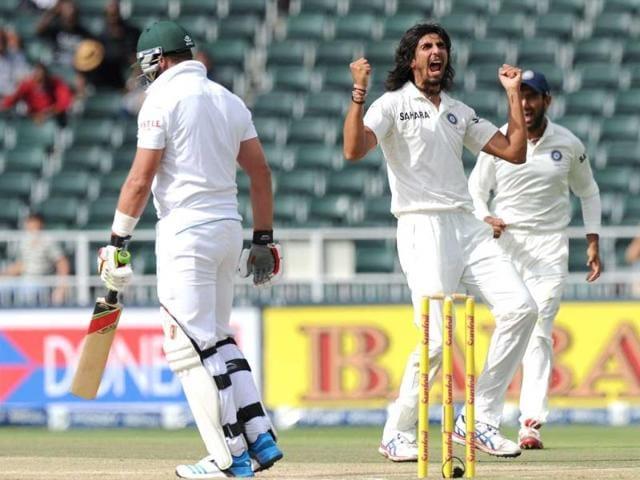 Ishant Sharma,India vs South Africa Live,MS Dhoni