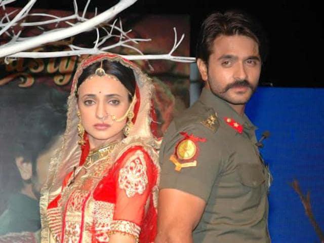 Ashish Sharma,Rangrasiya,Colors TV
