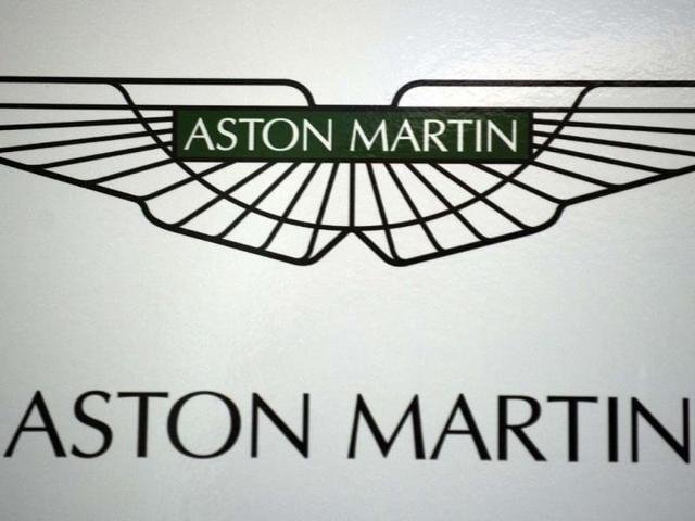 Aston Martin,British luxury car,Andy Palmer