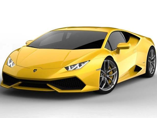 Meet the Lamborghini Huracán