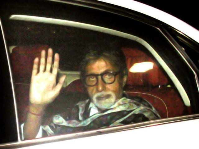 Amitabh Bachchan,third world country,Indore management association