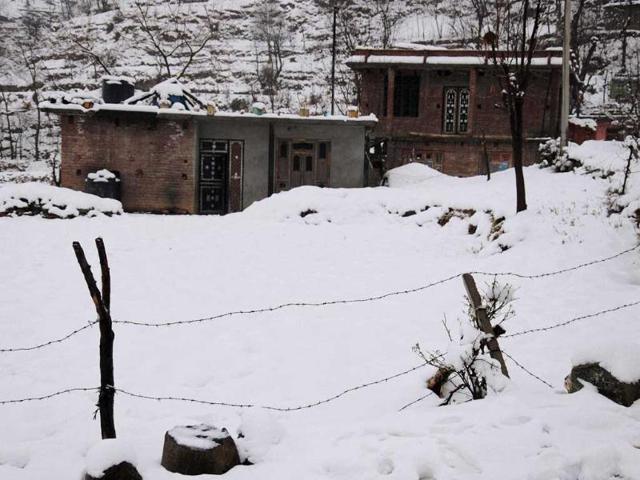 kashmir valley,snowfall,Ladakh