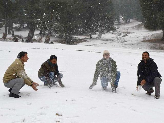 Winter in North India,Cold,snow in Kashmir
