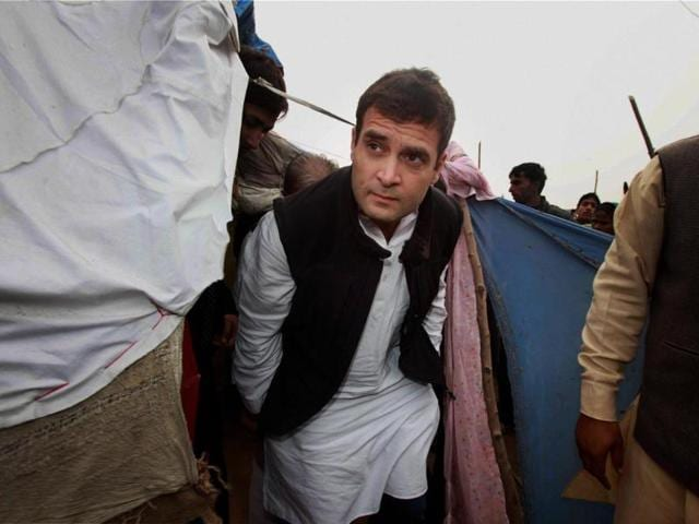 AICC-vice-president-Rahul-Gandhi-during-a-visit-to-a-relief-camp-for-the-victims-of-the-Uttar-Pradesh-riots-in-Shamli-PTI