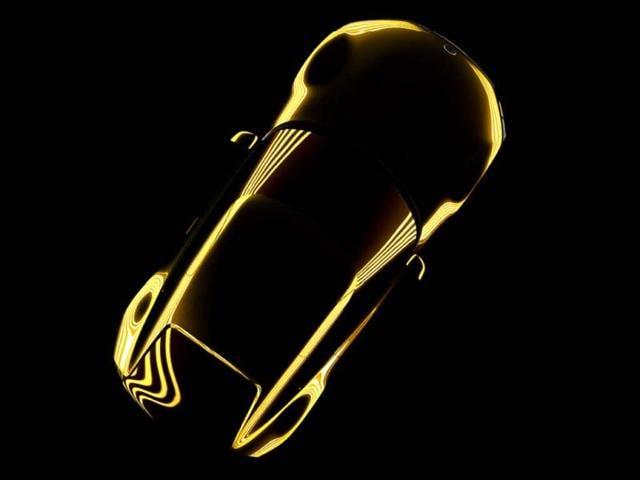 Kia to present premium coupe concept in Detroit,sporty concept car