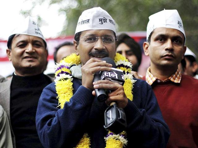 AAP must stop protesting,start ruling