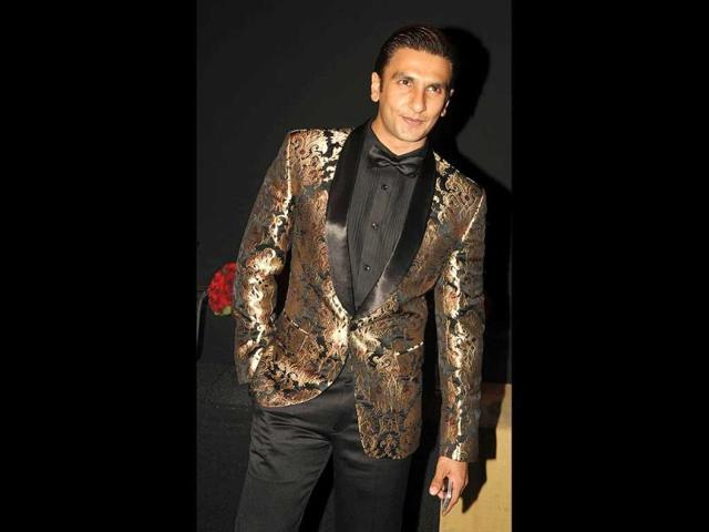 Ranveer Singh is not even 'thinking' about marriage