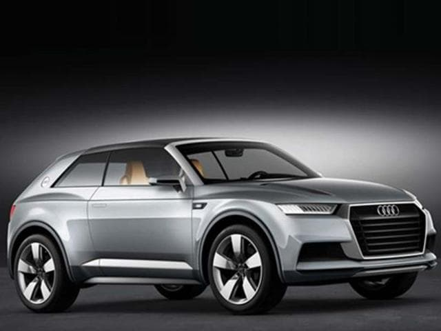 Audi does name registrations for future model