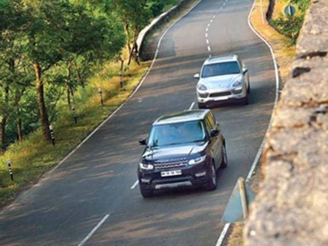 Car Evaluation | Range Rover SDV6 vs Cayenne Diesel