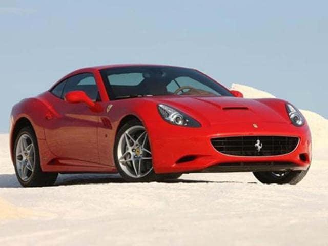 Ferrari makes progress for replacement of the California