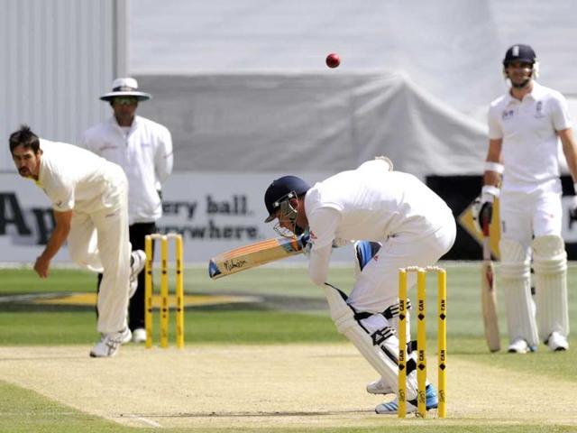 Mitchell Johnson,Ashes,England team