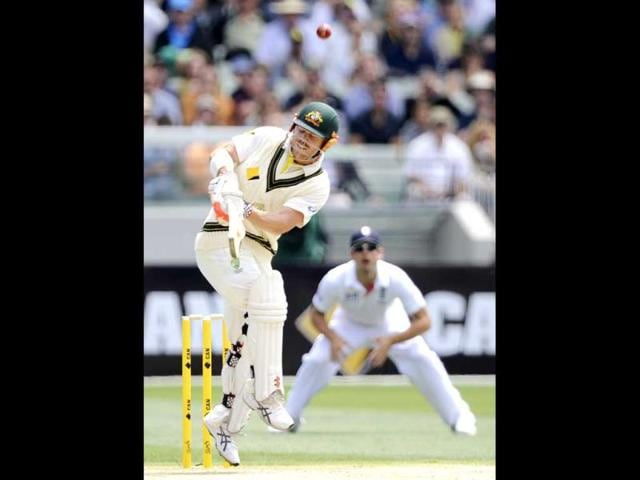 Warner, Clarke put Australia in control
