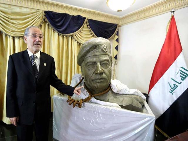 Mowaffak al-Rubaie,Saddam Hussein,Dujail