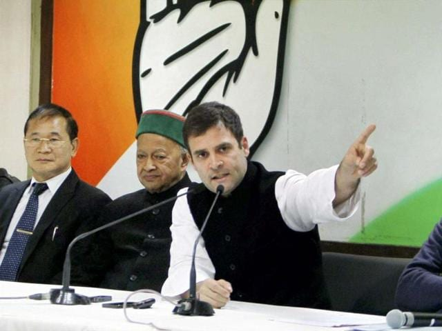 Congress-vice-president-Rahul-Gandhi-addressing-a-press-conference-at-the-AICC-office-in-New-Delhi-PTI-photo
