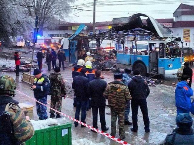 Volgograd bombings,Russia attacks,Russia suicide attacks