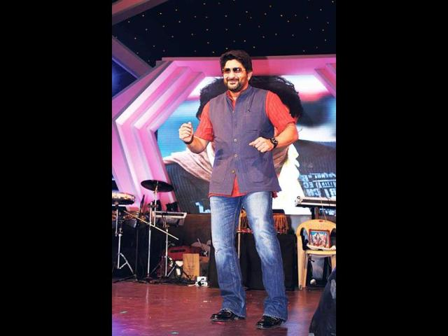 Arshad Warsi begins shoot of The Legend of Michael Mishra