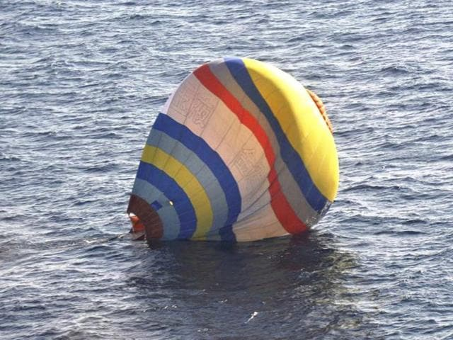 A-hot-air-balloon-in-which-the-Coast-Guard-says-a-Chinese-cook-took-a-ride-in-waters-near-the-East-China-Sea-islands-called-Senkaku-by-Japan-and-Diaoyu-by-China-AP-Photo