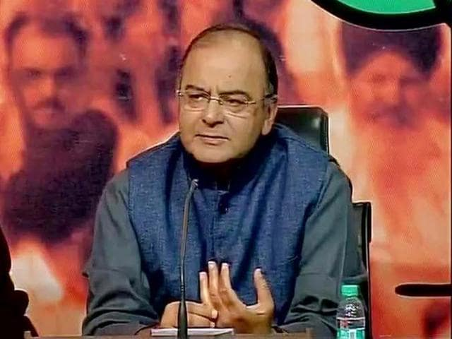 Arun Jaitley,AAP government in Delhi,Kejriwal