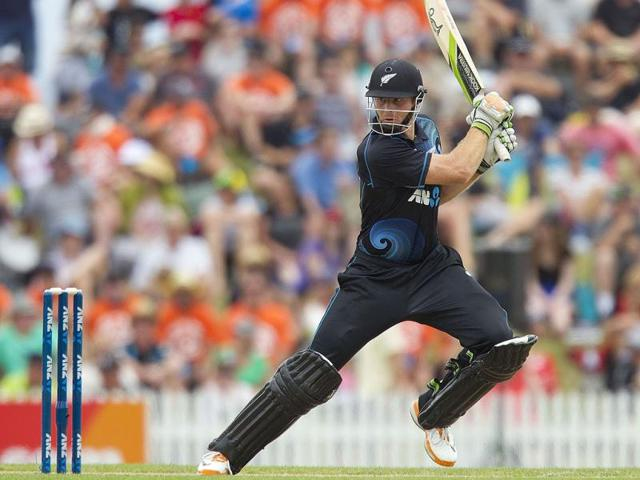 New Zealand 285-6 in 4th ODI vs West Indies