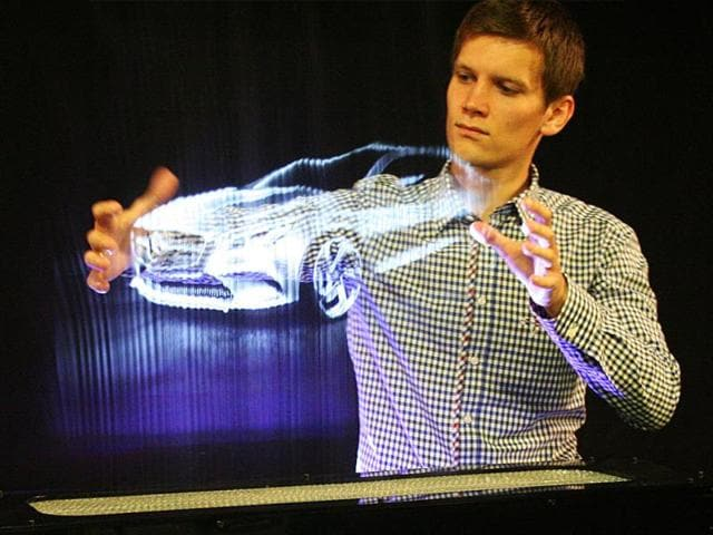 Star Wars phone,Star Wars-style telephone,3D hologram image